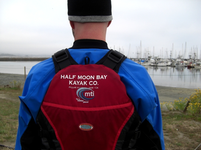 Kayaking in Pillar Point Harbor with the Half Moon Bay Kayak Company