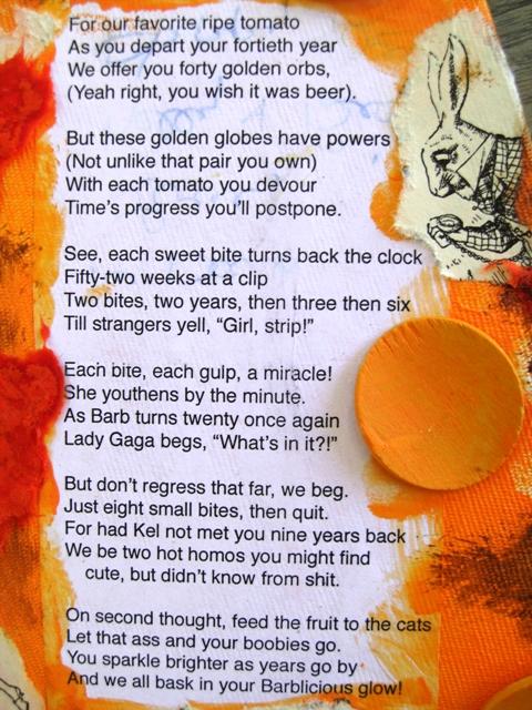 Bill's poem