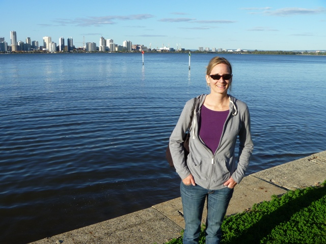Barb in Sir James Mitchell Park