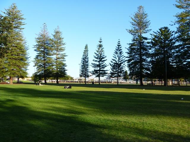 Fremantle's Esplanade Park