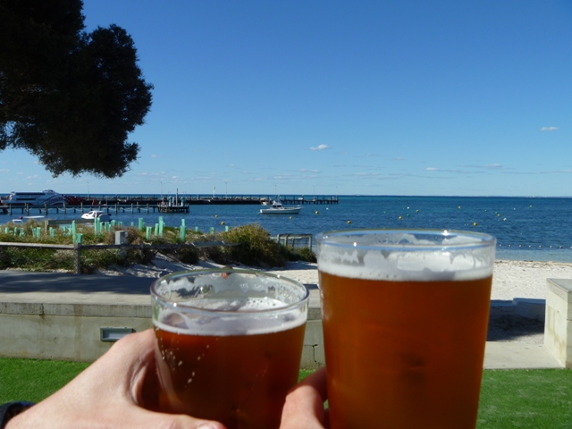 Cheers to Rottnest!