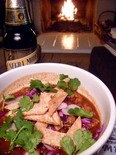 New Year's Day Pozole