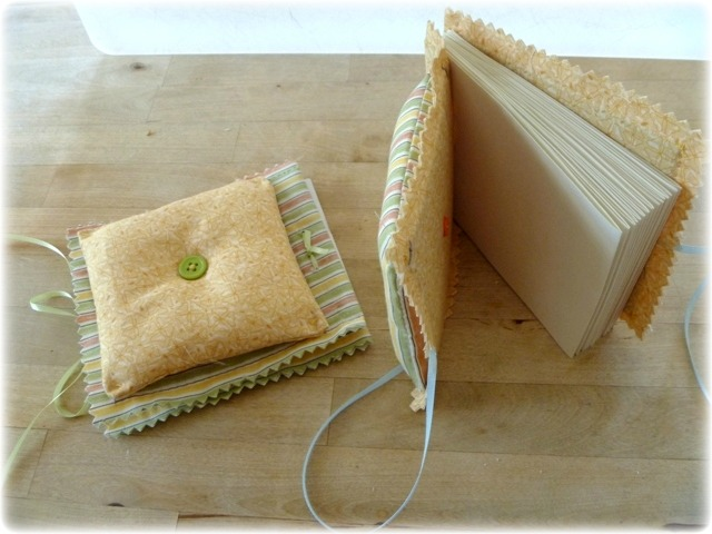 Quilting Notebooks