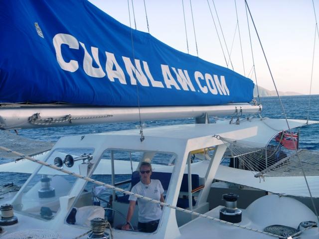 Captain Emily