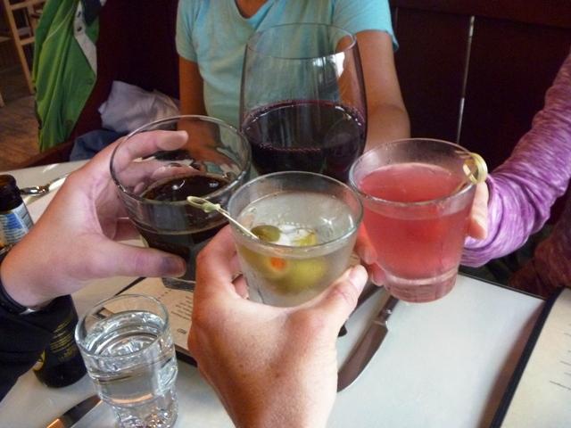Doe Bay Cafe Drinks