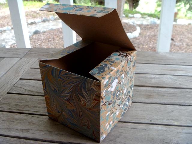4x4x4 Box