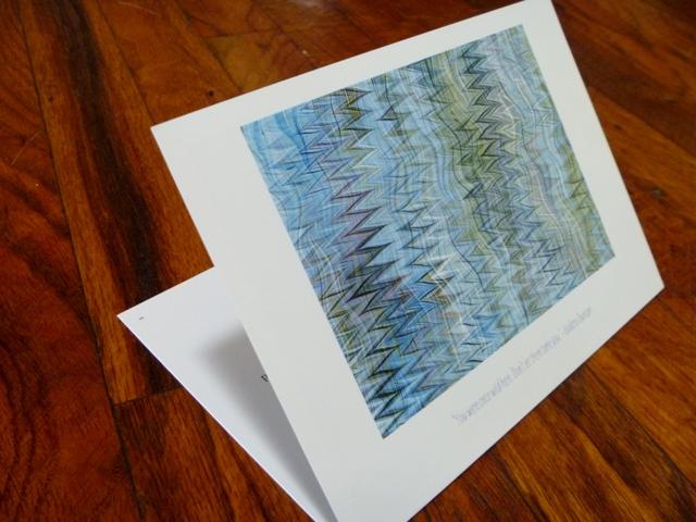 Shutterfly Card inside