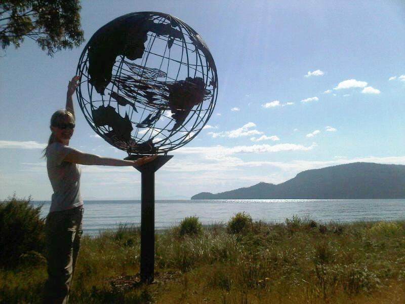 Bruny Island, Tasmania.