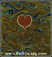 Valentine's Day Marbling Experience