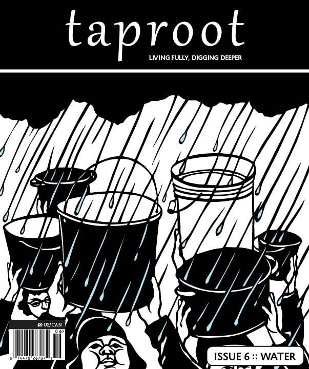Taproot ~ Issue 6 (water)