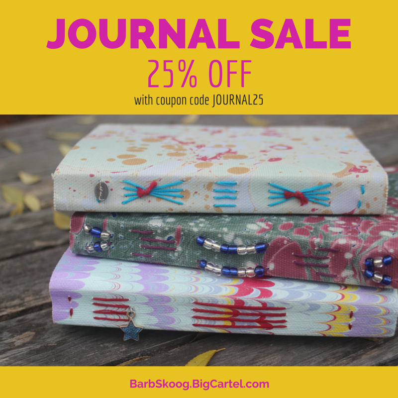 Journal Sale!